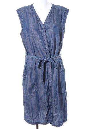 s.Oliver Denim Dress steel blue casual look