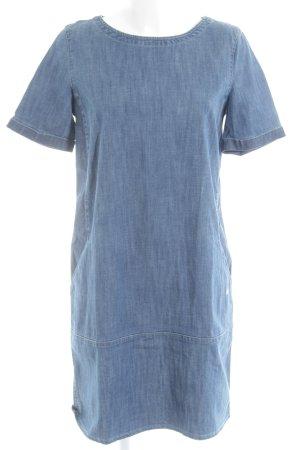 s.Oliver Jeanskleid stahlblau-dunkelblau Elegant