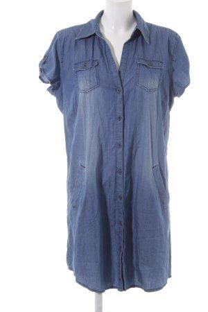 s.Oliver Jeanskleid stahlblau Jeans-Optik