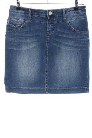 s.Oliver Gonna di jeans blu stile casual
