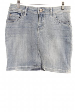 s.Oliver Jeansrock hellblau Casual-Look