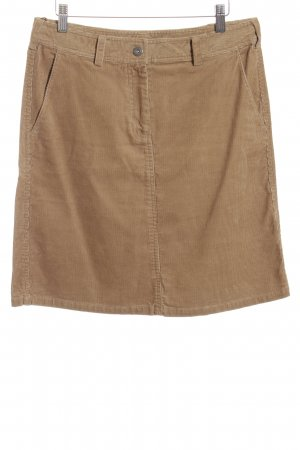 s.Oliver Jeansrock hellbraun Casual-Look