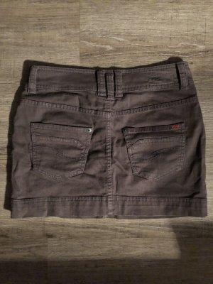 S. Oliver Jeansrock Jeans Rock Denim taupe Gr. 34 rockig