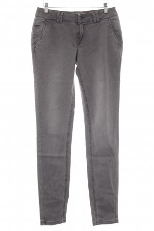 s.Oliver Jeggings grey-dark grey casual look