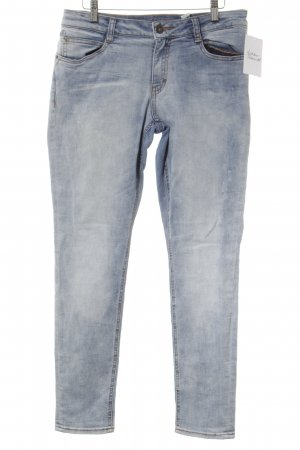 s.Oliver Jeggings himmelblau Casual-Look