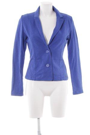 s.Oliver Jerseyblazer blau Business-Look