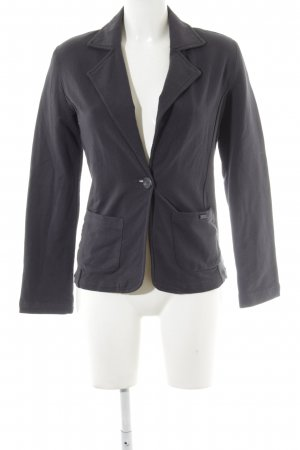 s.Oliver Jersey Blazer azul oscuro look casual