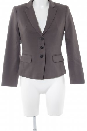 s.Oliver Jerseyblazer grau Business-Look