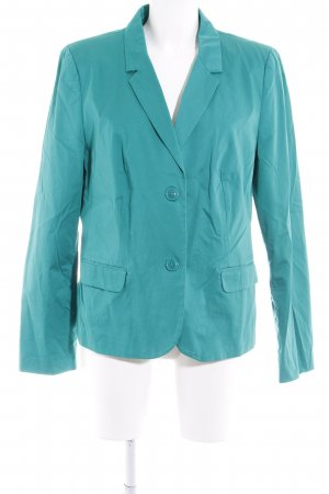 s.Oliver Jerseyblazer grün Business-Look