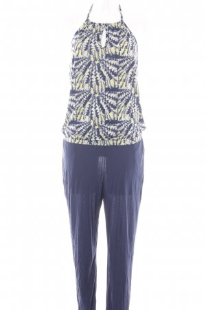 s.Oliver Jumpsuit abstraktes Muster Casual-Look