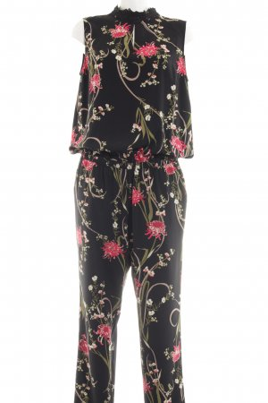 s.Oliver Jumpsuit Blumenmuster Casual-Look