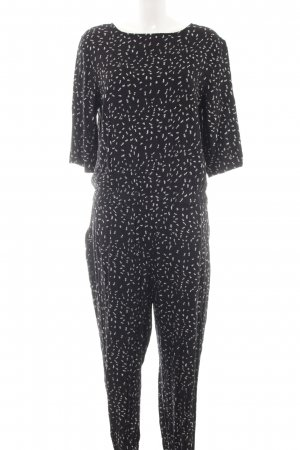 s.Oliver Jumpsuit Allover-Druck Casual-Look