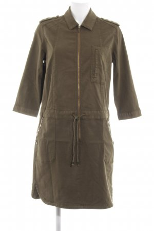s.Oliver Jumpsuit khaki Street-Fashion-Look