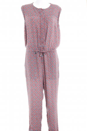 s.Oliver Jumpsuit grafisches Muster Beach-Look