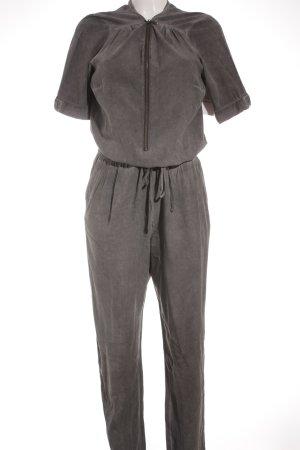 s.Oliver Jumpsuit grau Farbverlauf Street-Fashion-Look