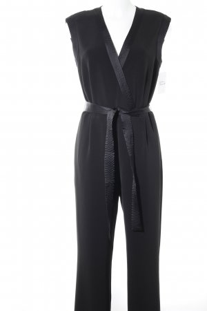 s.Oliver Jumpsuit schwarz Casual-Look