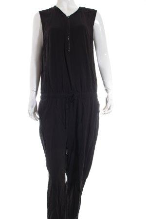 s.Oliver Jumpsuit schwarz minimalistischer Stil