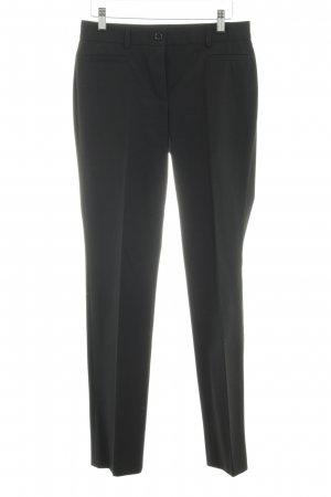 s.Oliver Karottenhose schwarz Business-Look