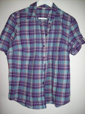 s.OLIVER - karrierte Bluse - wie neu