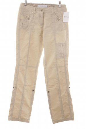 s.Oliver Khakis cream athletic style