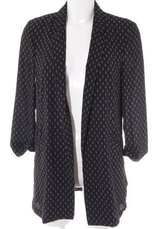 s.Oliver Blusa tipo kimono estampado con diseño abstracto estilo clásico