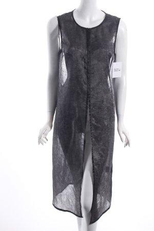 s.Oliver Kimono blouse grijs straat-mode uitstraling