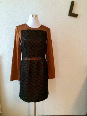 S.Oliver Kleid Abendkleid aus Seide Gr.38