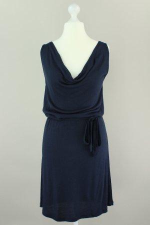 S. Oliver Kleid blau Größe S 1710440110497