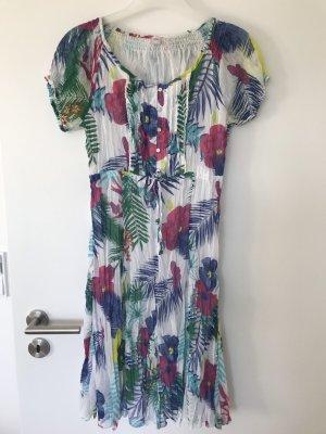 s.Oliver Chiffon Dress multicolored