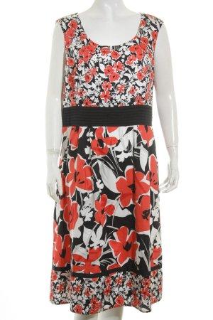 s.Oliver Kleid florales Muster Romantik-Look