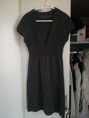 A-lijn jurk donkergrijs
