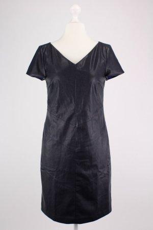 s.Oliver Leather Dress black