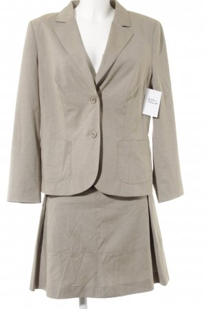 s.Oliver Kostüm beige Business-Look