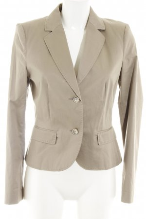 s.Oliver Kurz-Blazer beige Business-Look
