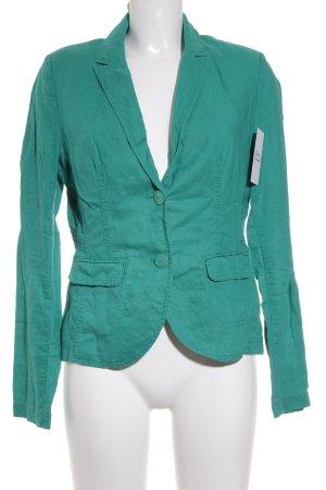 s.Oliver Kurz-Blazer grün Casual-Look