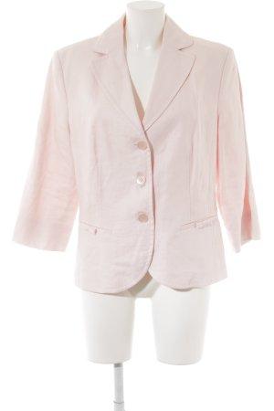 s.Oliver Kurz-Blazer rosé Casual-Look