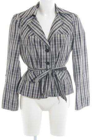s.Oliver Short Blazer striped pattern extravagant style