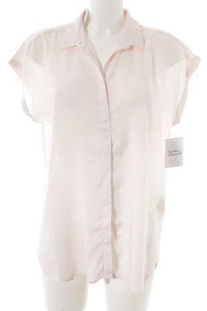 s.Oliver Chemise à manches courtes rosé motif de tache style extravagant