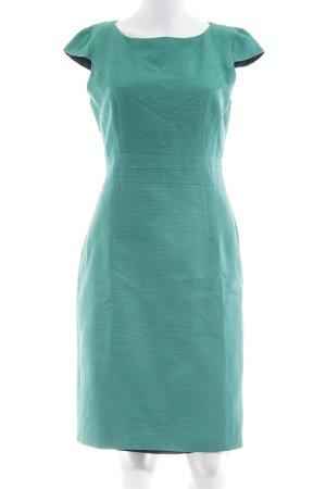 s.Oliver Kurzarmkleid grün Elegant