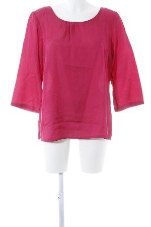 s.Oliver Langarm-Bluse magenta Elegant