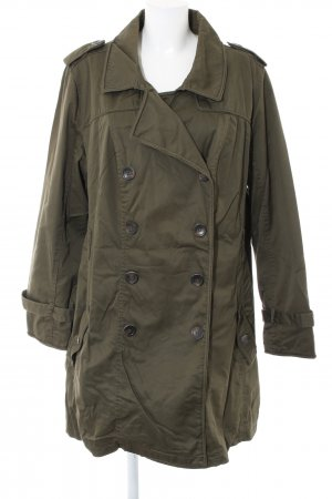 s.Oliver Long Jacket khaki casual look