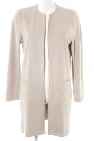 s.Oliver Long Jacket natural white casual look