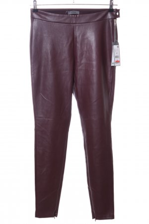 s.Oliver Leggings rot Casual-Look