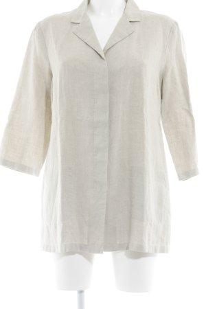 s.Oliver Linnen blouse licht beige country stijl