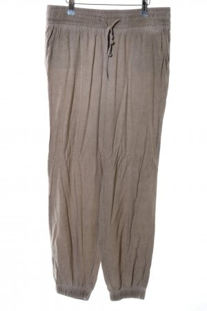 s.Oliver Linen Pants bronze-colored casual look
