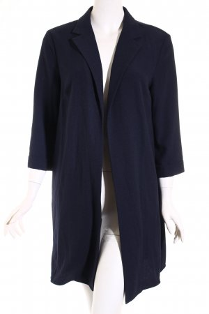 s.Oliver Long-Blazer dunkelblau schlichter Stil
