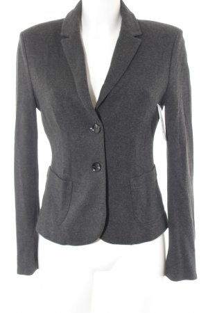 s.Oliver Long-Blazer dunkelgrau Casual-Look