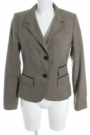 s.Oliver Long-Blazer Hahnentrittmuster Business-Look