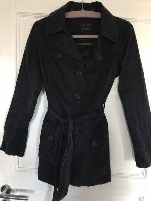 S.Oliver Mantel Trench Coat Gr. 38 dunkelblau