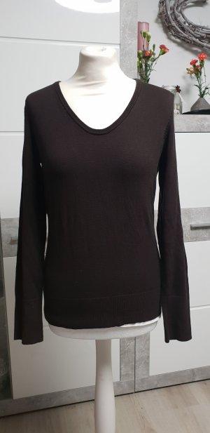 s.oliver marken damen pullover braun 38 M sexy wow